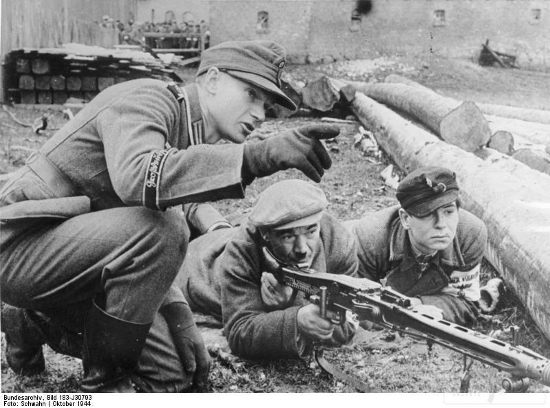 12819 - MG-42 Hitlersäge (Пила Гитлера) - история, послевоенные модификации, клейма...