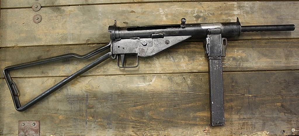 12822 - Volkssturmgewehr