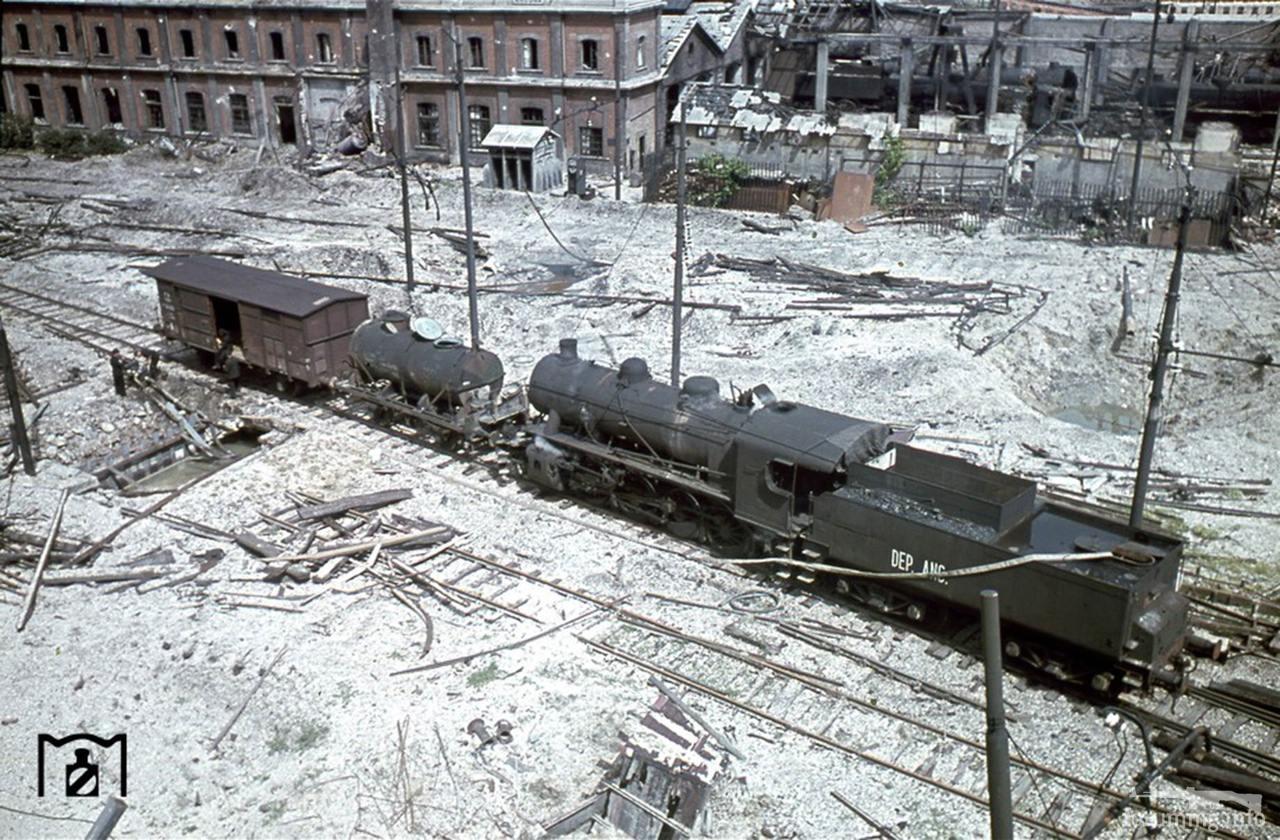128239 - Военное фото 1939-1945 г.г. Западный фронт и Африка.