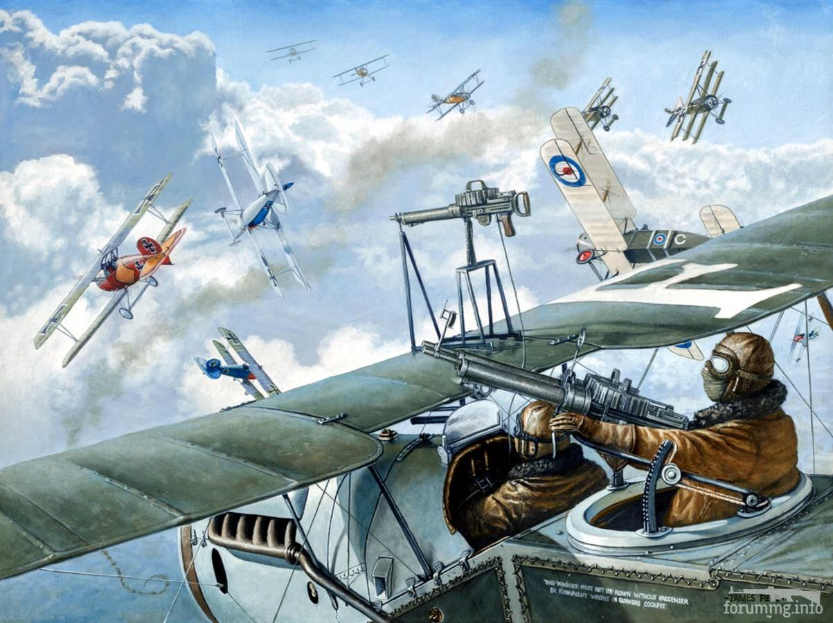 128240 - Художественные картины на авиационную тематику
