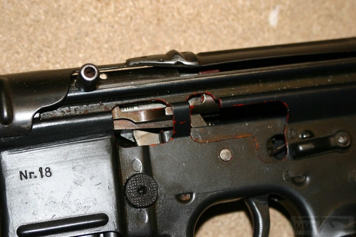 12827 - Sturmgewehr Haenel / Schmeisser MP 43MP 44 Stg.44 - прототипы, конструкция история