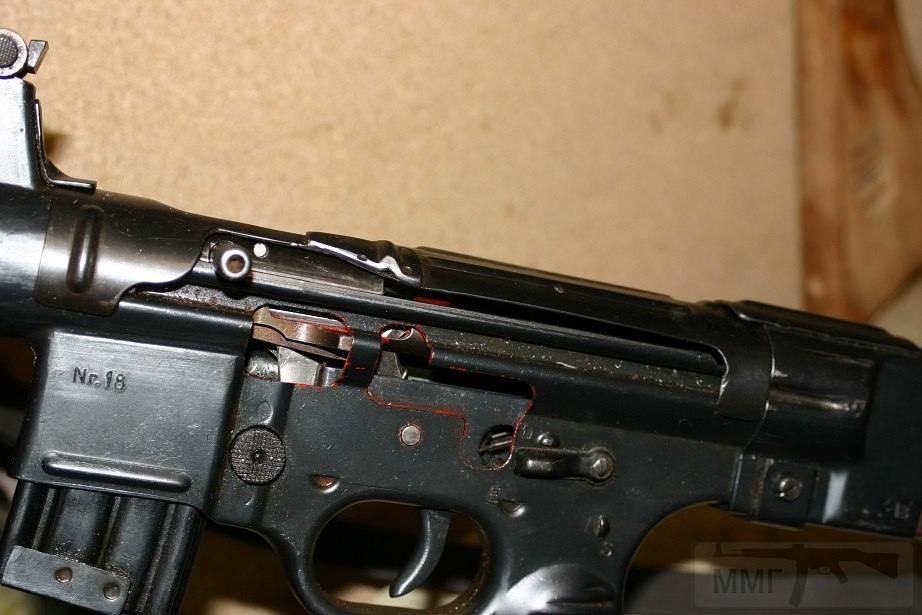 12828 - Sturmgewehr Haenel / Schmeisser MP 43MP 44 Stg.44 - прототипы, конструкция история
