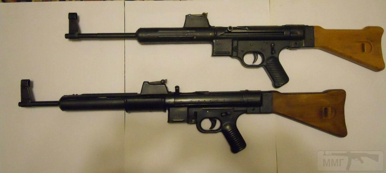 12831 - Sturmgewehr Haenel / Schmeisser MP 43MP 44 Stg.44 - прототипы, конструкция история