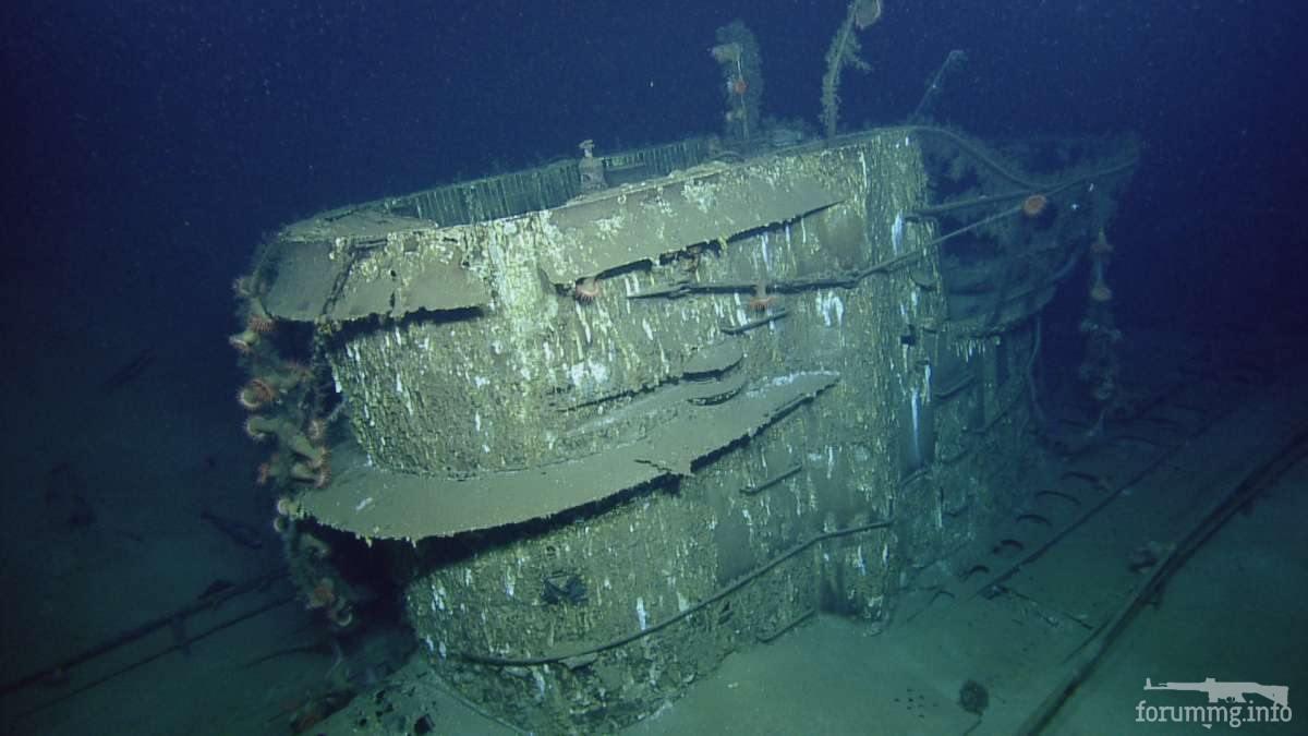 128325 - Действия немецких подлодок в Атлантике