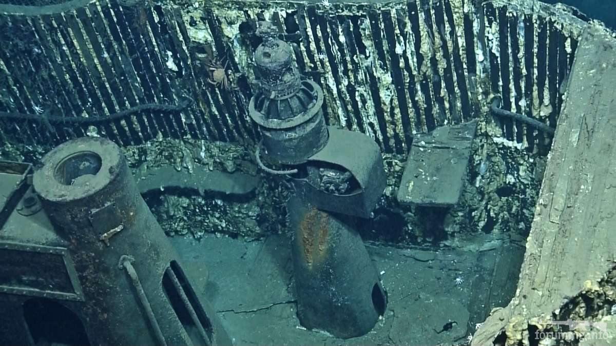 128327 - Действия немецких подлодок в Атлантике