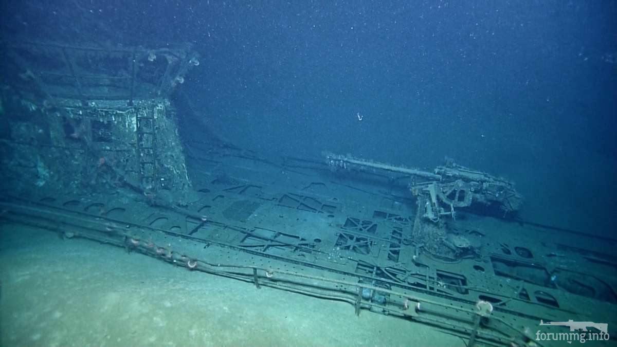 128330 - Действия немецких подлодок в Атлантике