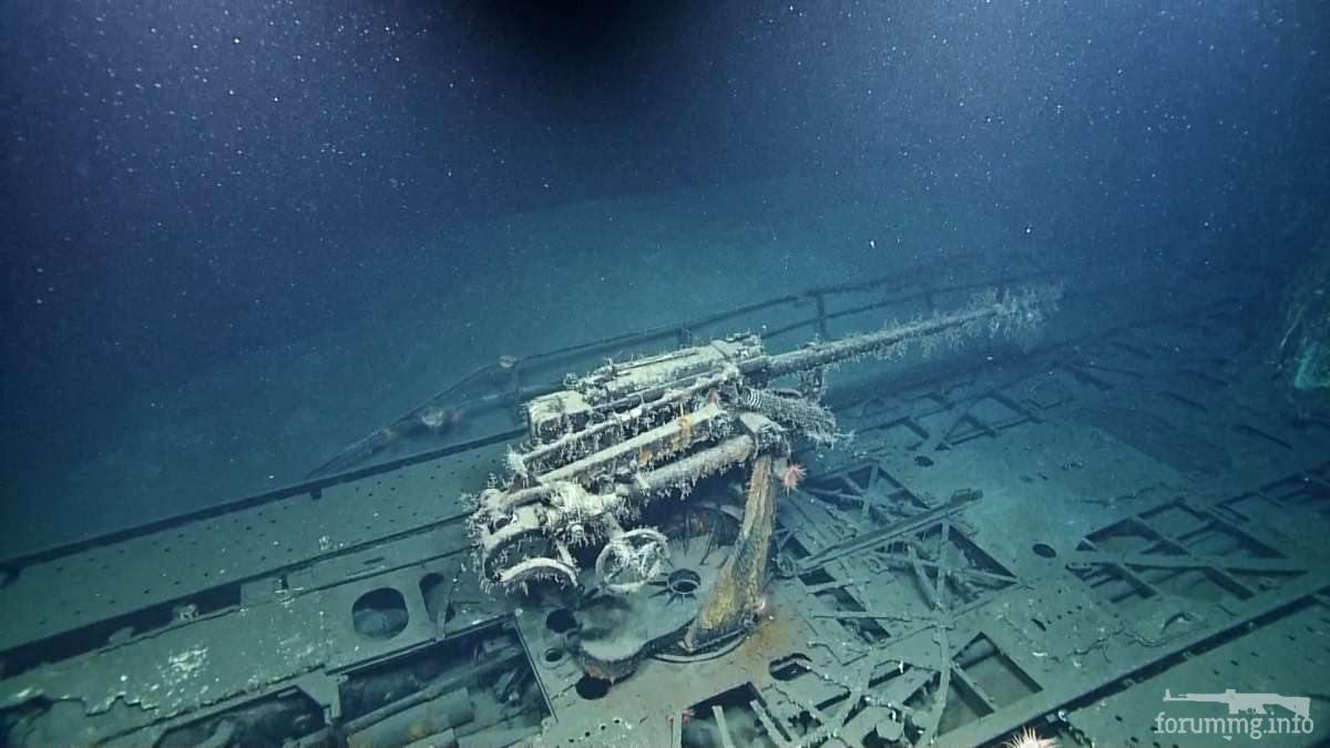 128331 - Действия немецких подлодок в Атлантике