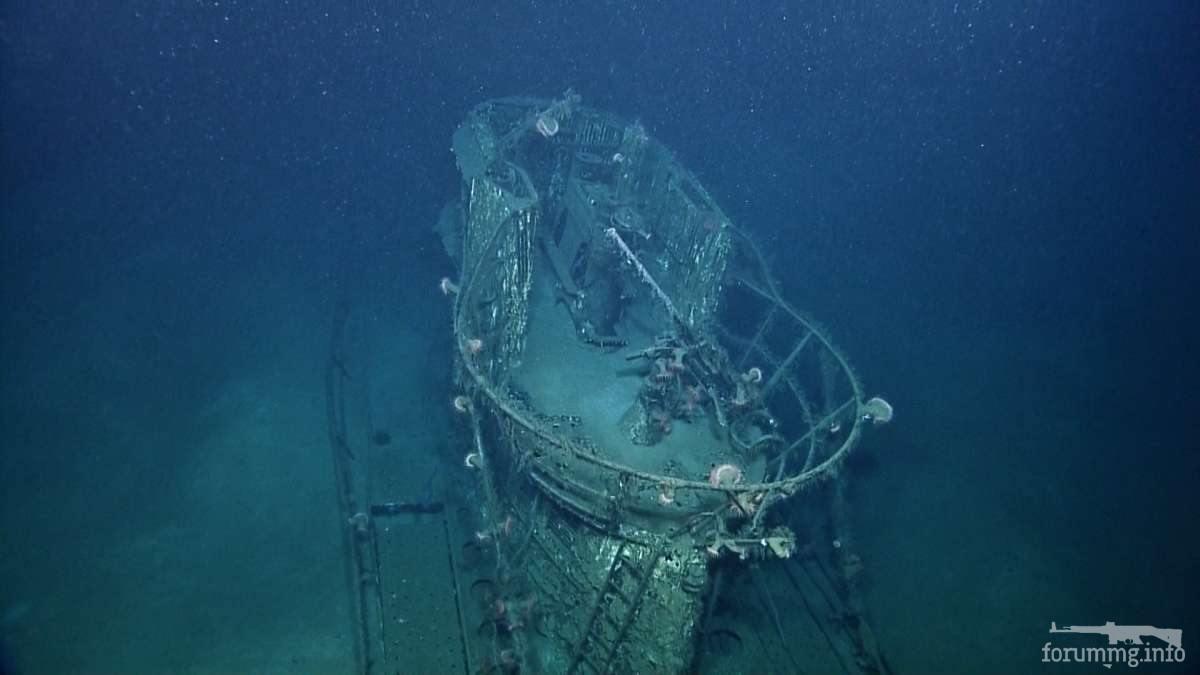 128333 - Действия немецких подлодок в Атлантике