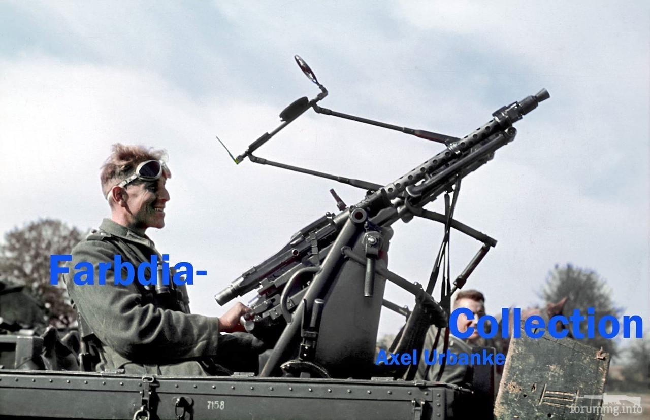 128342 - Все о пулемете MG-34 - история, модификации, клейма и т.д.