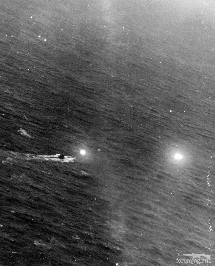 128488 - Действия немецких подлодок в Атлантике