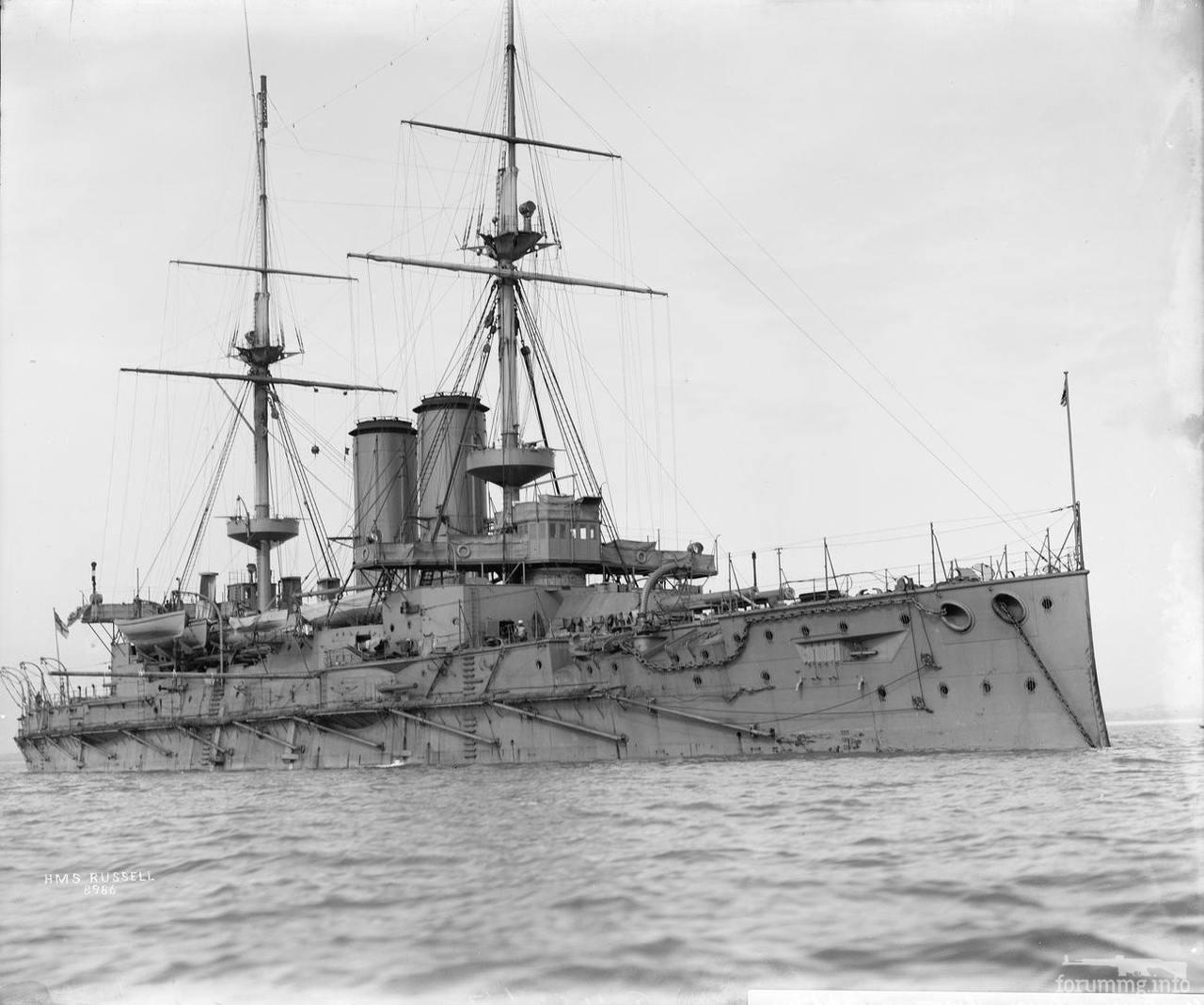 128850 - Броненосцы, дредноуты, линкоры и крейсера Британии
