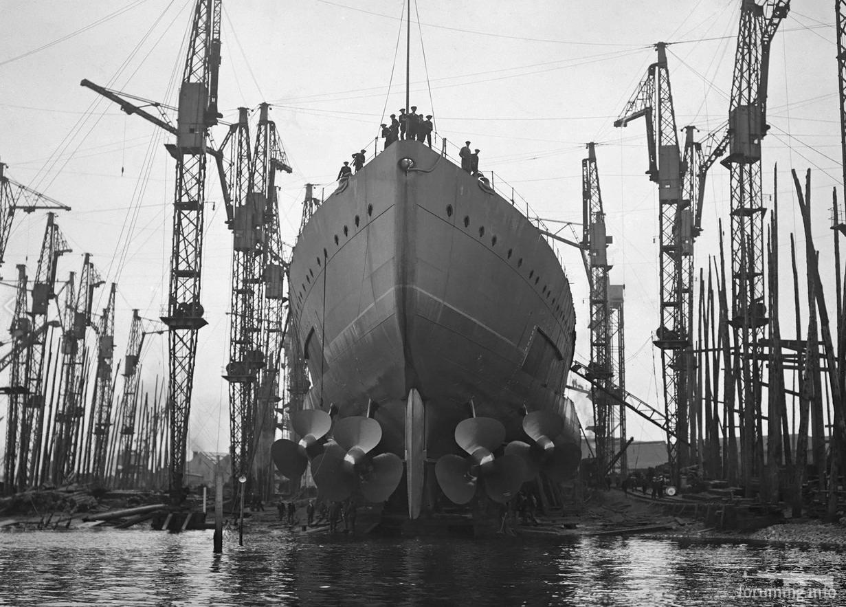 128857 - Броненосцы, дредноуты, линкоры и крейсера Британии
