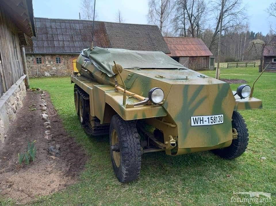 128868 - Деревянный танк