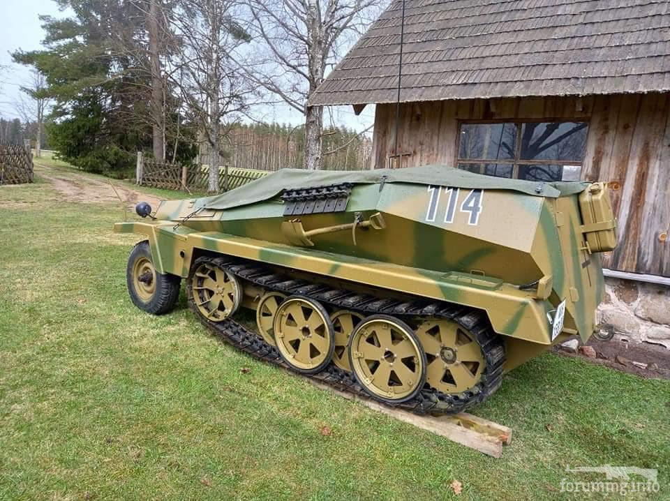 128869 - Деревянный танк