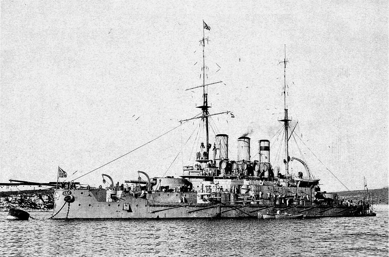 12897 - Паровой флот Российской Империи
