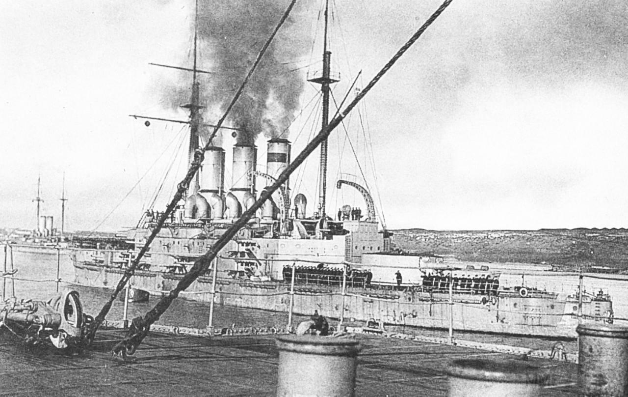 12906 - Паровой флот Российской Империи