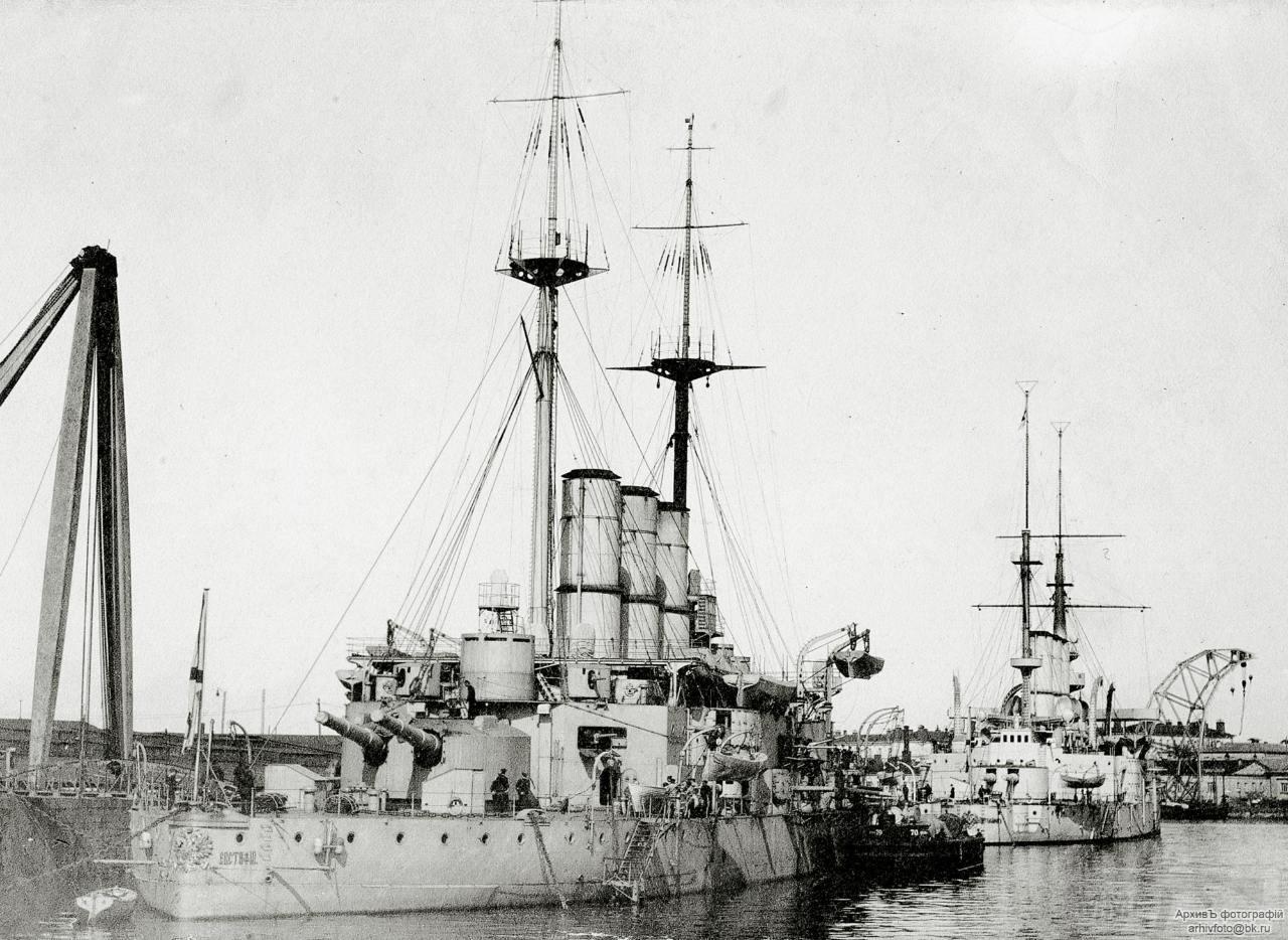 12907 - Паровой флот Российской Империи