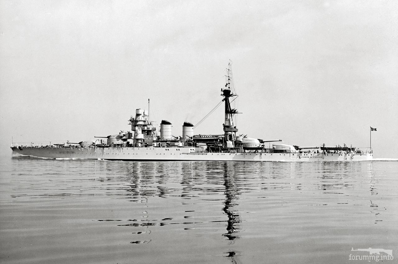 129125 - Regia Marina - Italian Battleships Littorio Class и другие...