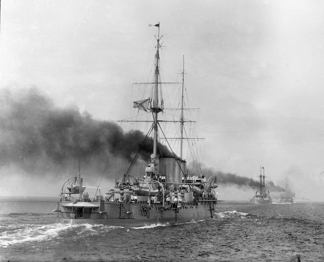 12915 - Паровой флот Российской Империи
