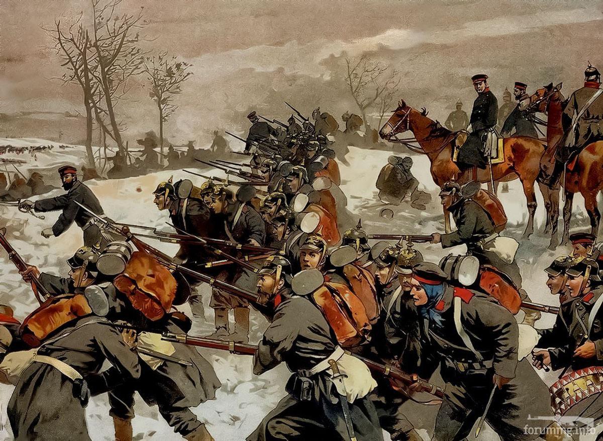 129167 - Последний бой Франко - Прусской