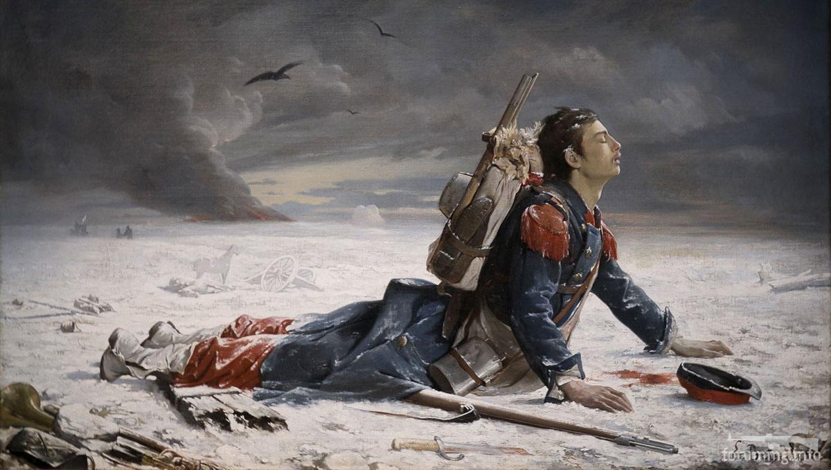 129168 - Последний бой Франко - Прусской