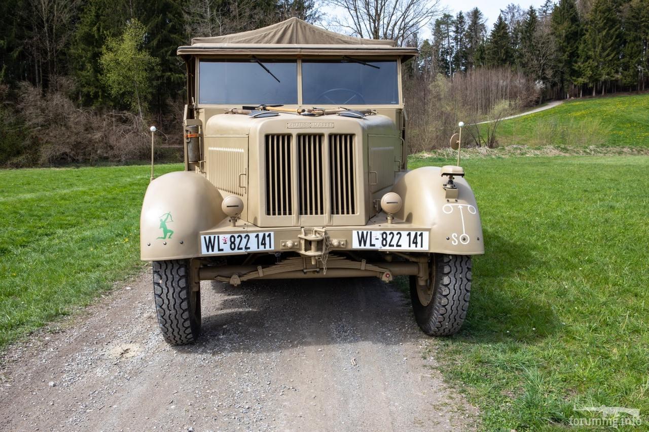 129174 - Грузовые и спец.автомобили Третьего рейха