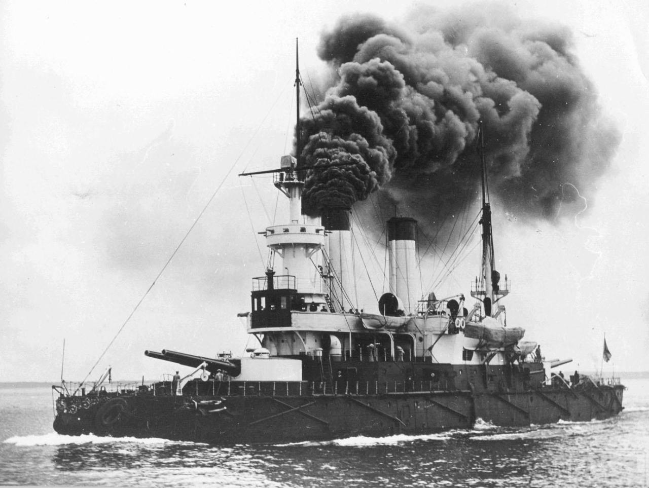 12920 - Паровой флот Российской Империи