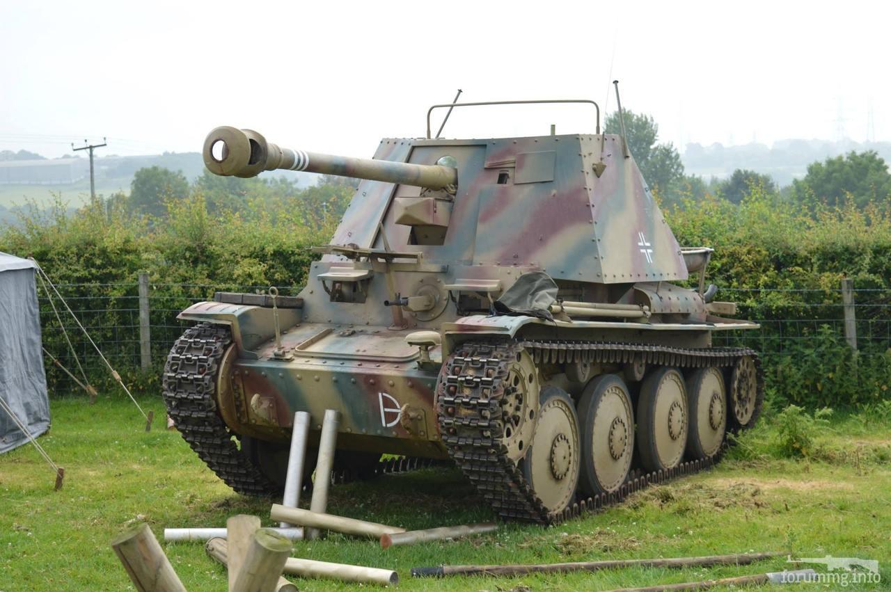 129443 - Деревянный танк