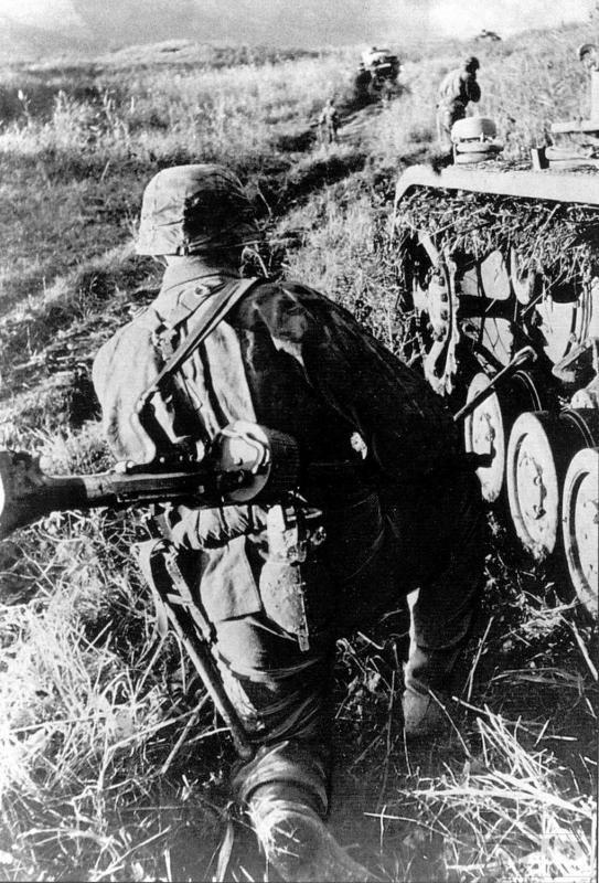 12950 - Все о пулемете MG-34 - история, модификации, клейма и т.д.