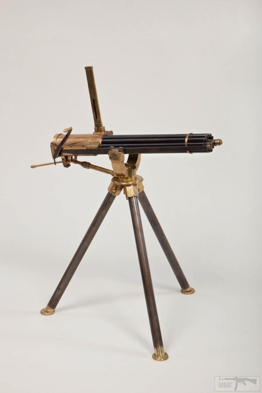 12952 - Миниатюры стрелкового оружия