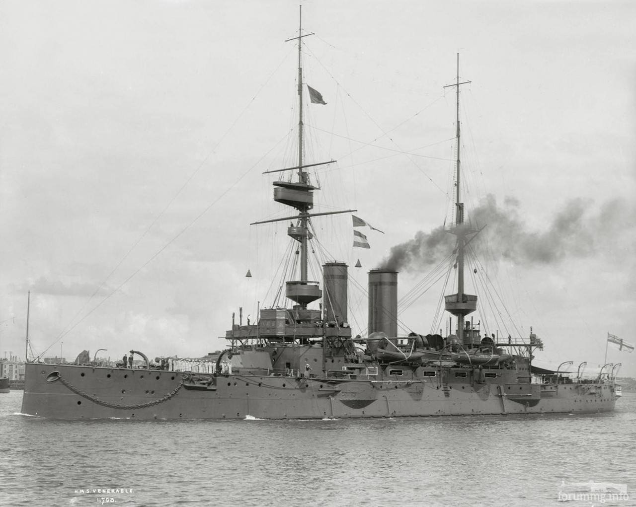 129592 - Броненосец HMS Venerable