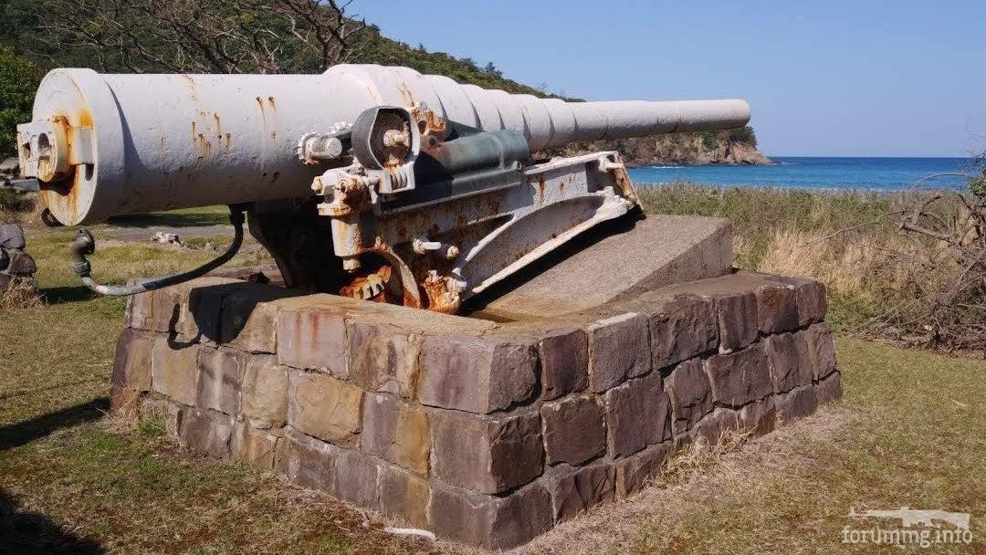 129709 - Корабельные пушки-монстры в музеях и во дворах...