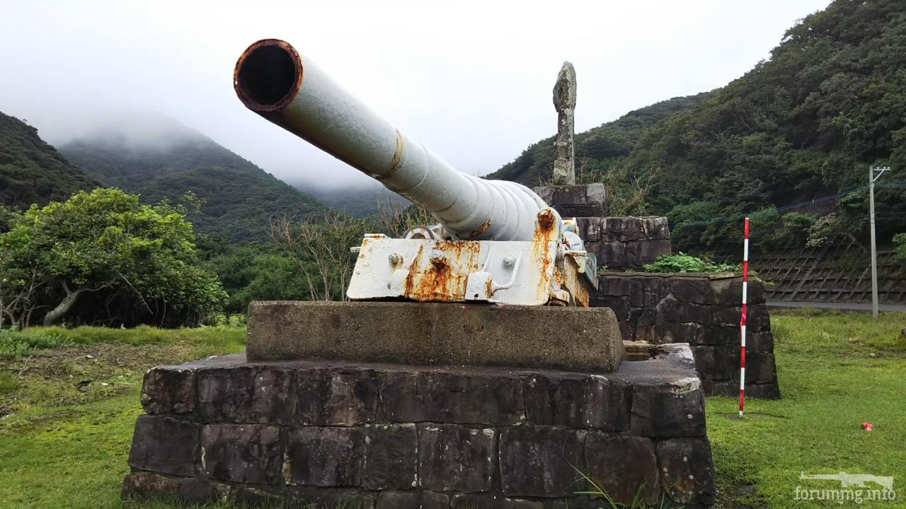 129719 - Корабельные пушки-монстры в музеях и во дворах...