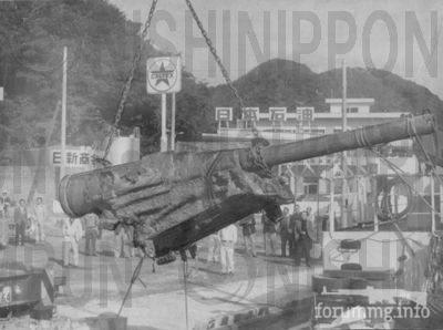 129722 - Корабельные пушки-монстры в музеях и во дворах...