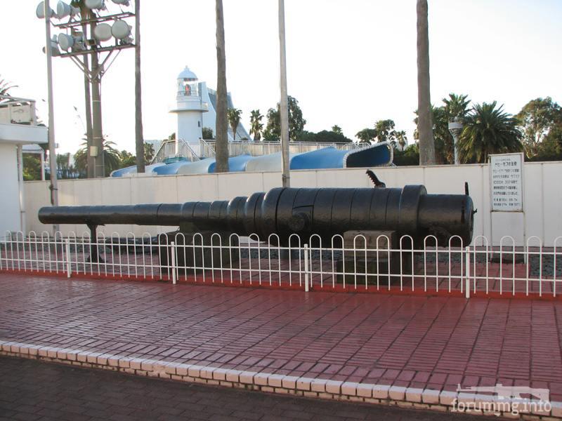 129725 - Корабельные пушки-монстры в музеях и во дворах...