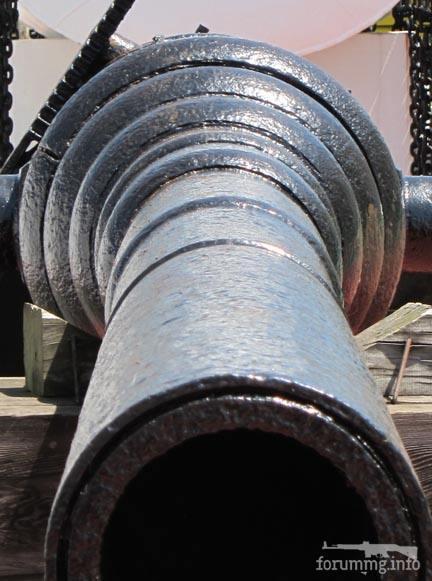 129726 - Корабельные пушки-монстры в музеях и во дворах...