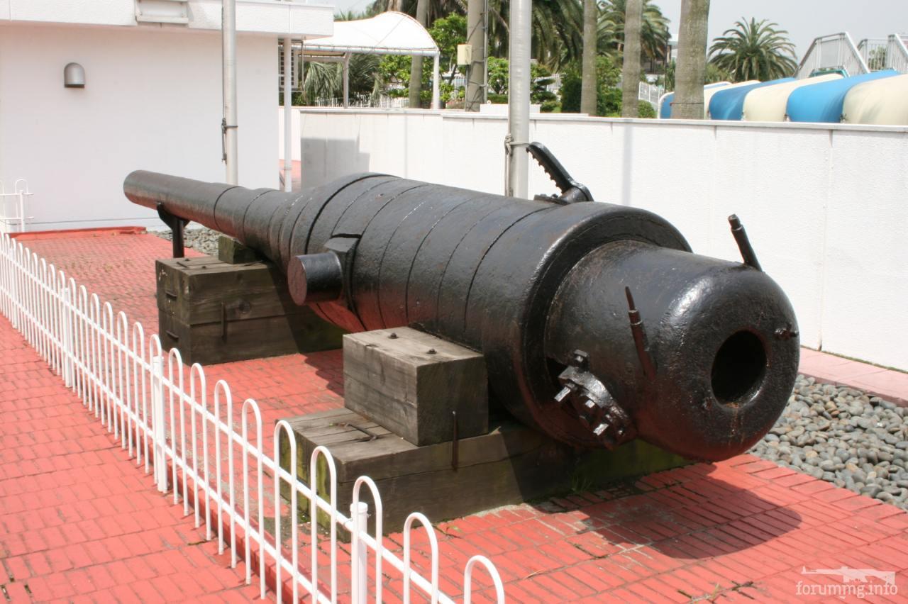 129729 - Корабельные пушки-монстры в музеях и во дворах...