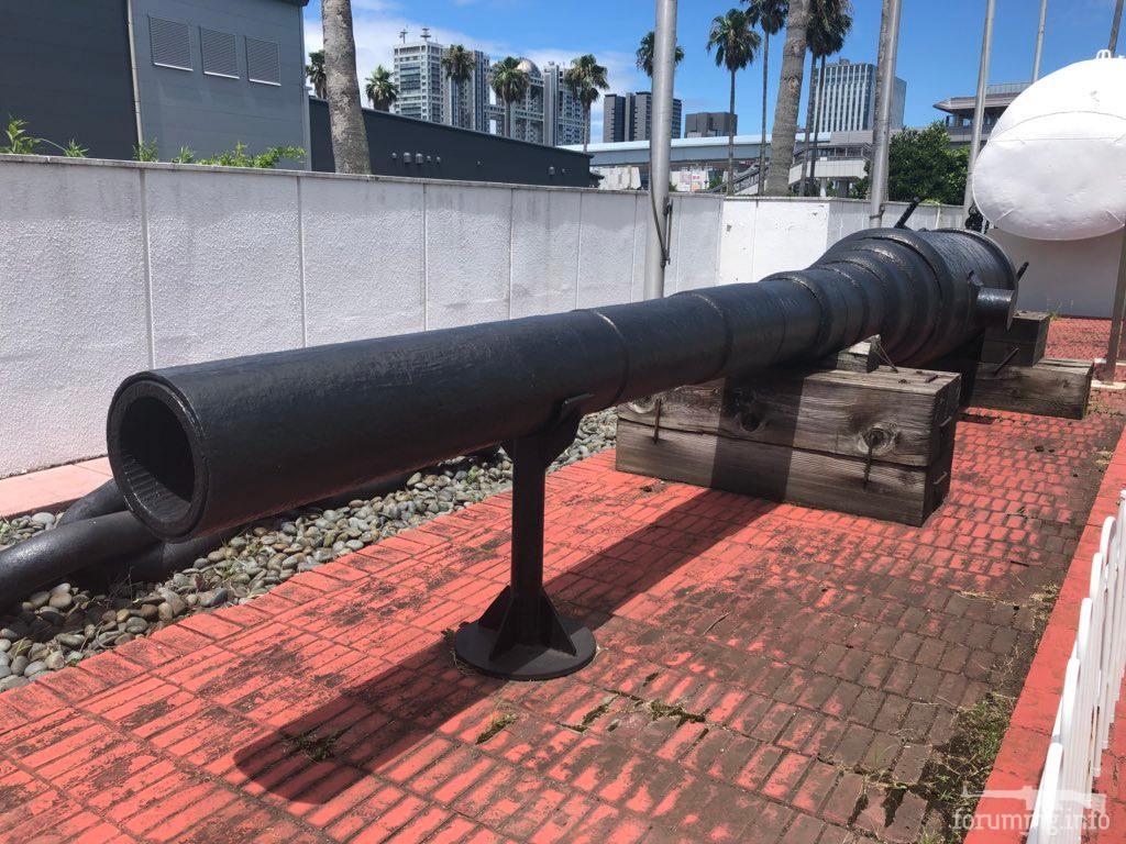 129730 - Корабельные пушки-монстры в музеях и во дворах...
