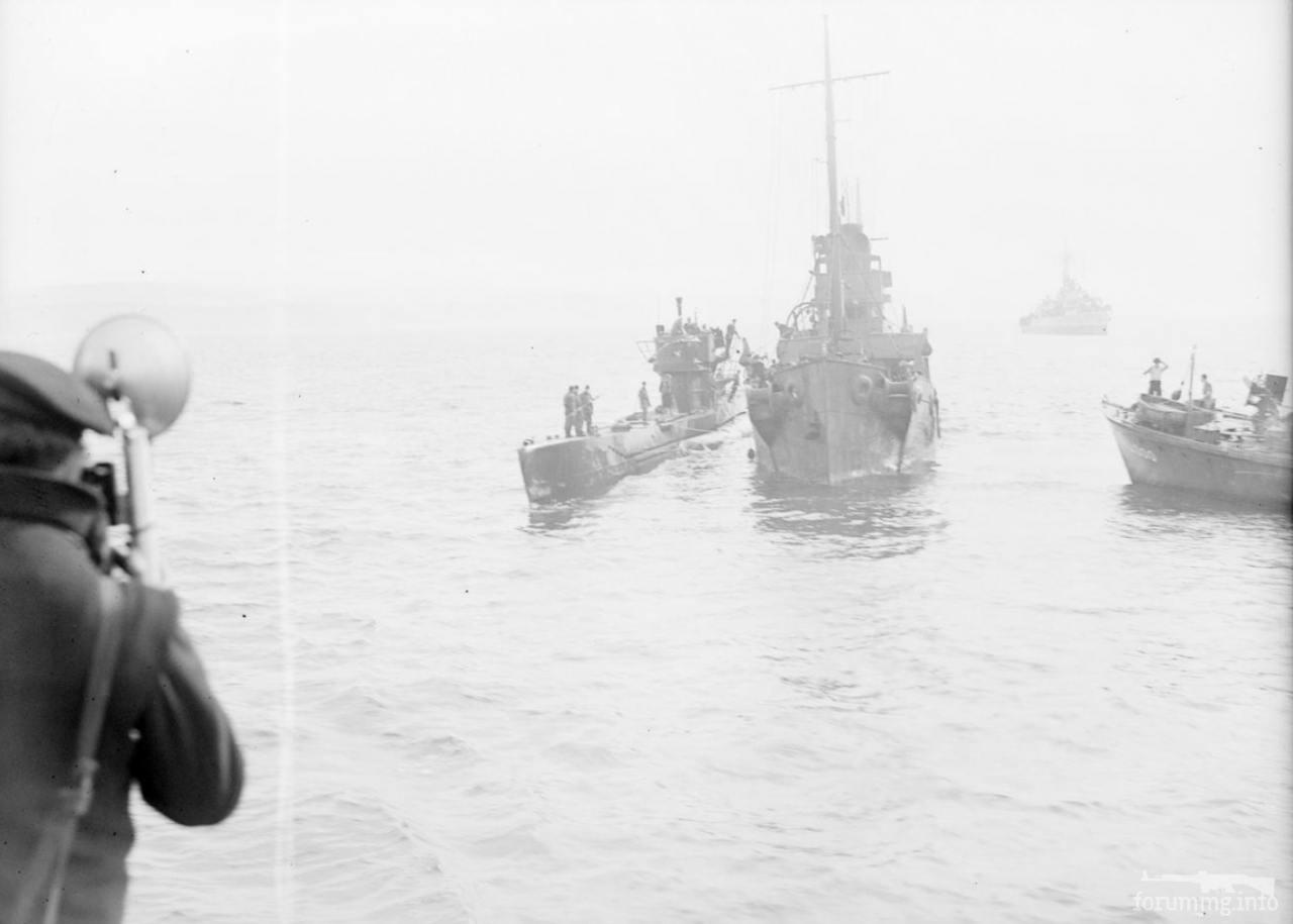 129919 - Действия немецких подлодок в Атлантике