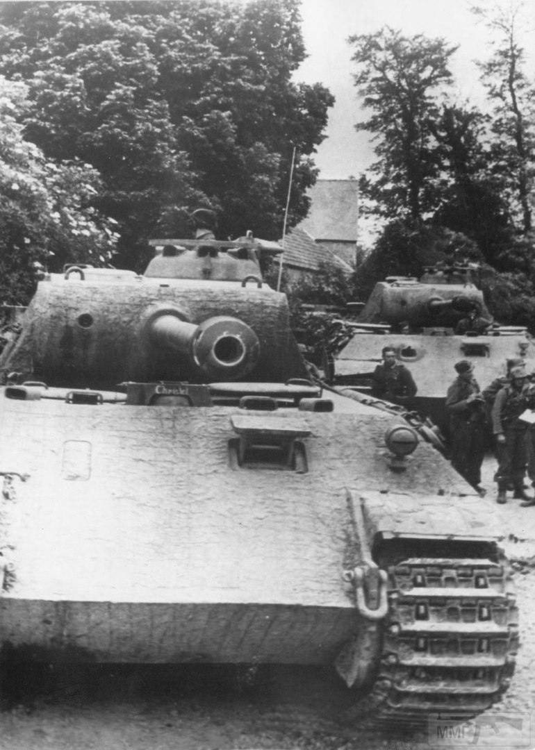 "12993 - Танки Pz.Kpfw.V Ausf.D и Ausf.A ""Пантера"""