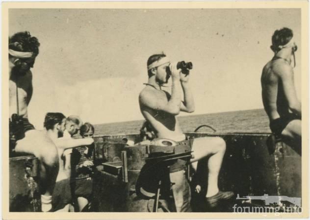 129956 - Действия немецких подлодок в Атлантике