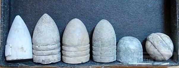 13015 - Пули к дульнозарядному по Крымской войне