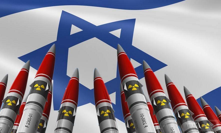 13032 - Ядерная программа Израиля.