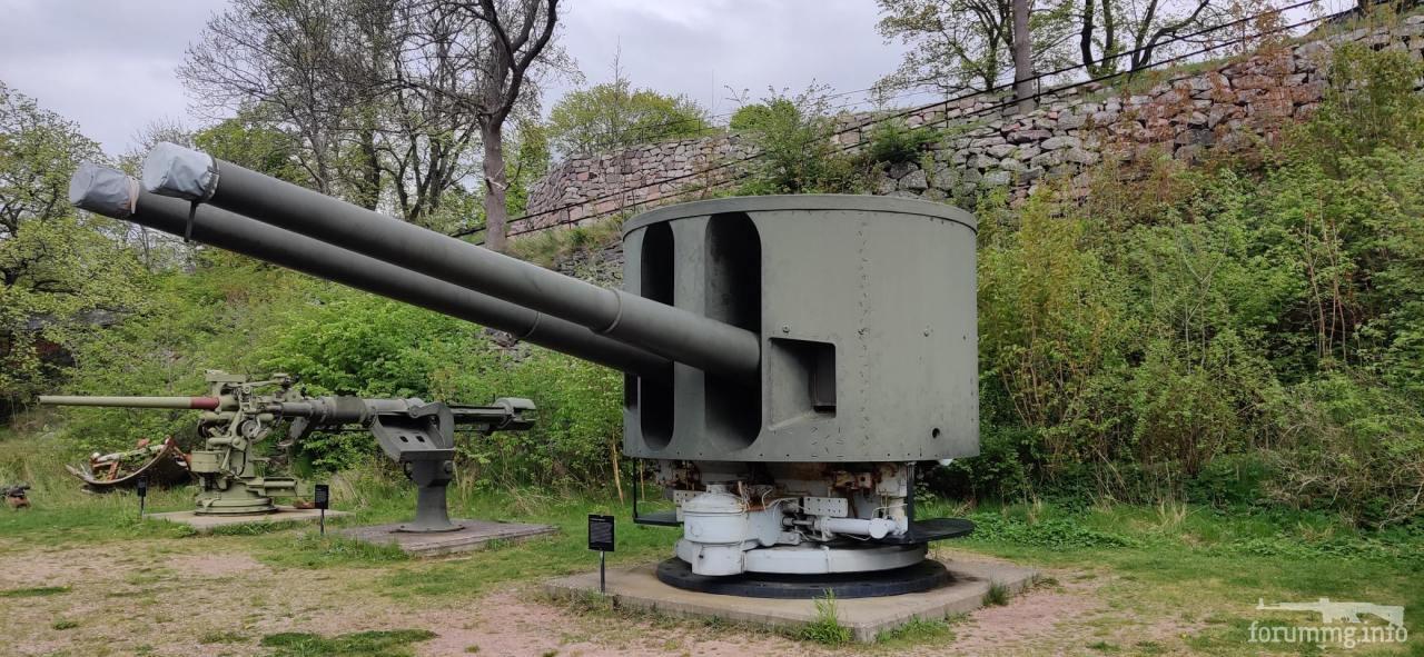 130511 - Корабельные пушки-монстры в музеях и во дворах...
