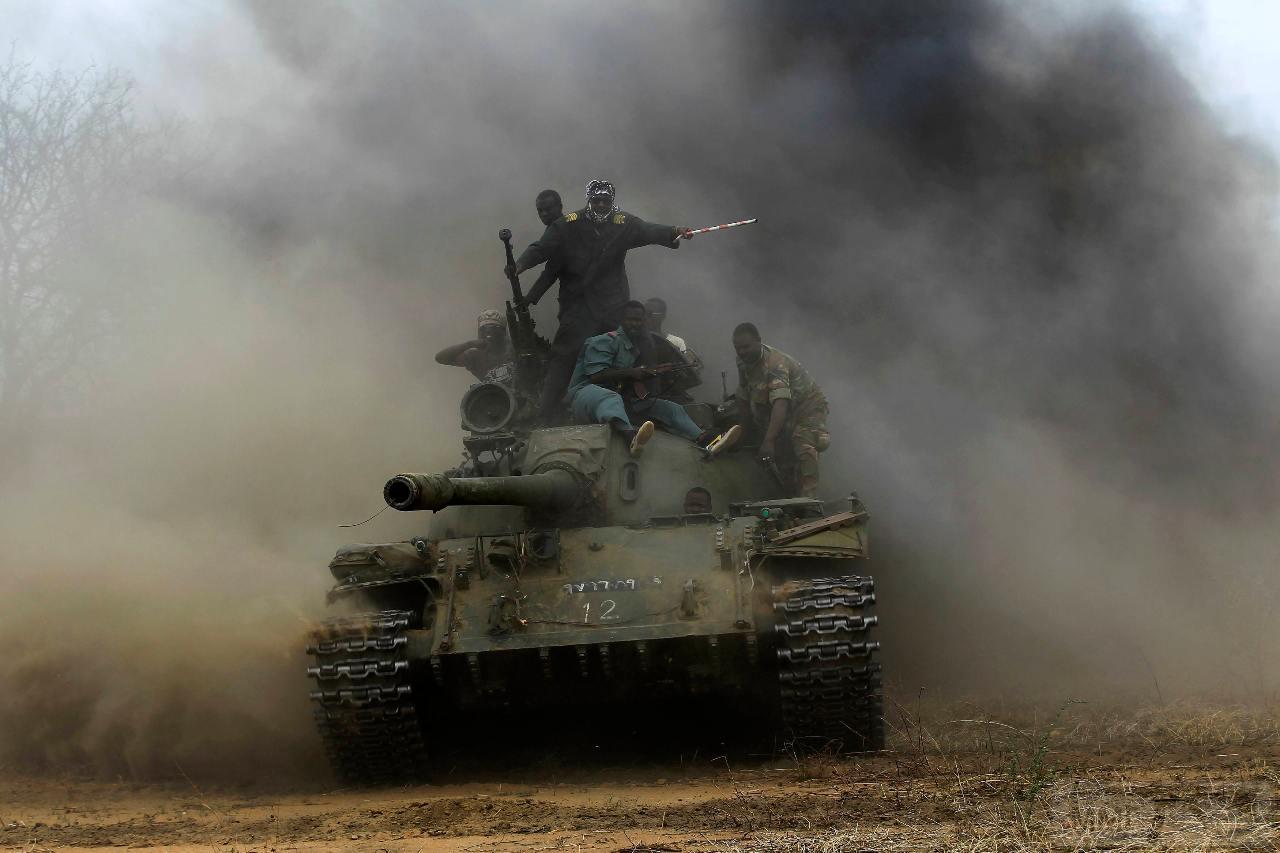 13060 - Современные танки