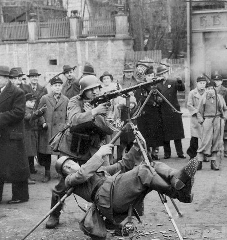 13062 - Все о пулемете MG-34 - история, модификации, клейма и т.д.