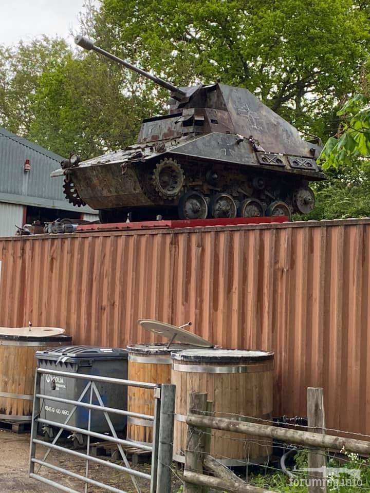 130703 - Деревянный танк