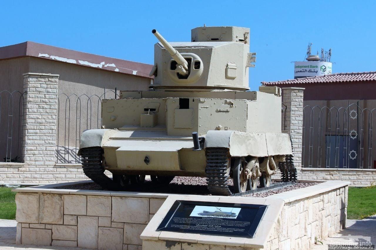 130704 - Деревянный танк