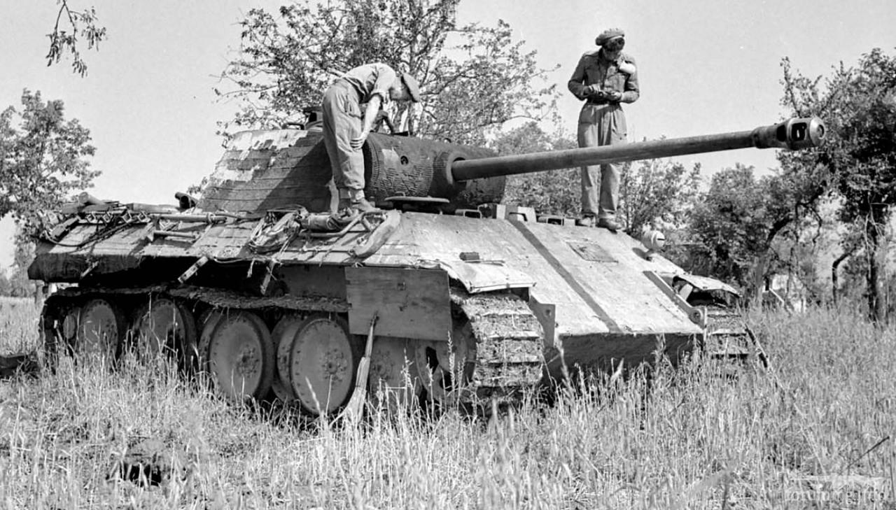 130937 - Achtung Panzer!