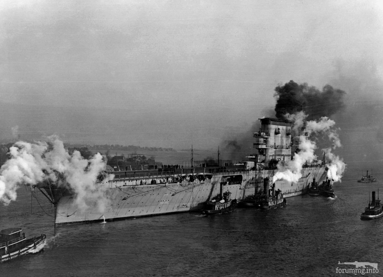 131442 - Авианосец USS Lexington (CV-2)